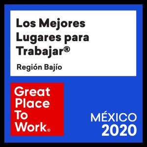 Badge_Región Bajío