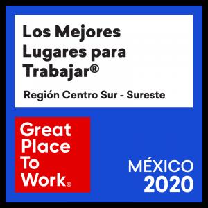 Badge_Región Centro Sur-Sureste