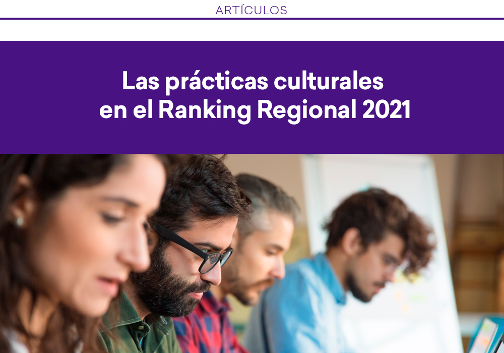 Ecos del ranking regional 2021